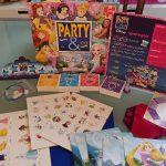 Party en Co Disney prinsessen