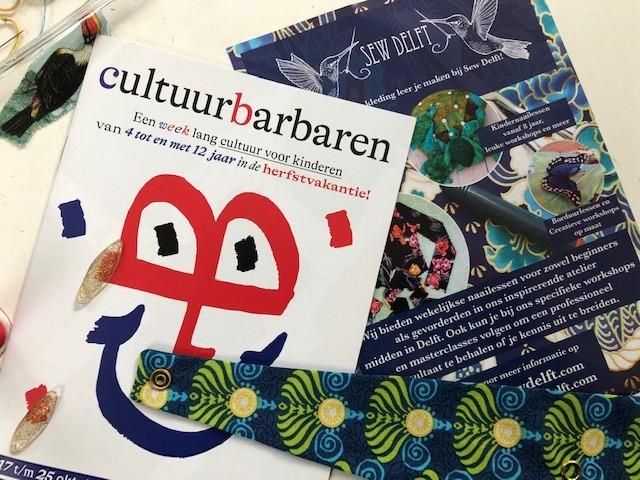 Culturele kinderactiviteiten in Delft