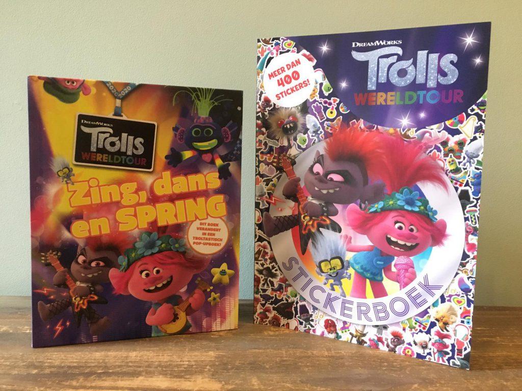 Trolls Wereldtour doeboeken
