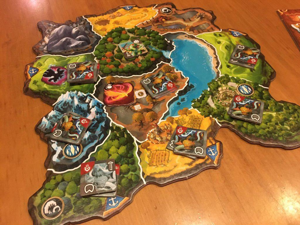 Small World of warcraft bordspel