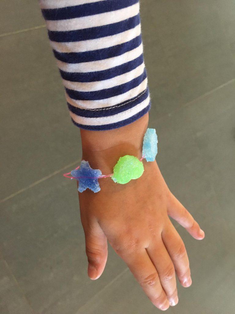armband van magisch poeder