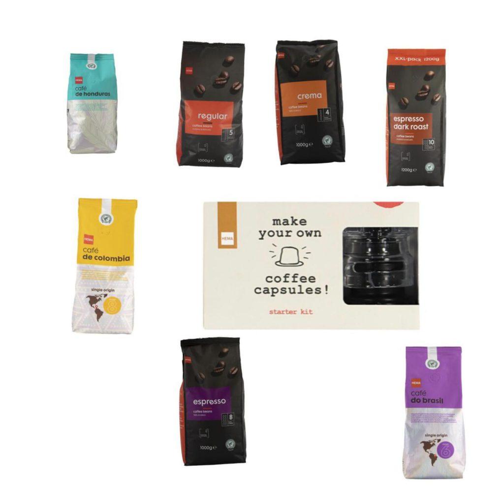 Duurzame cadeautips die betaalbaar zijn eigen koffie maken
