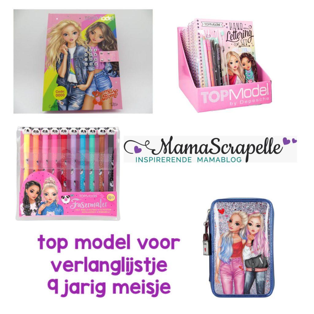 top model spullen