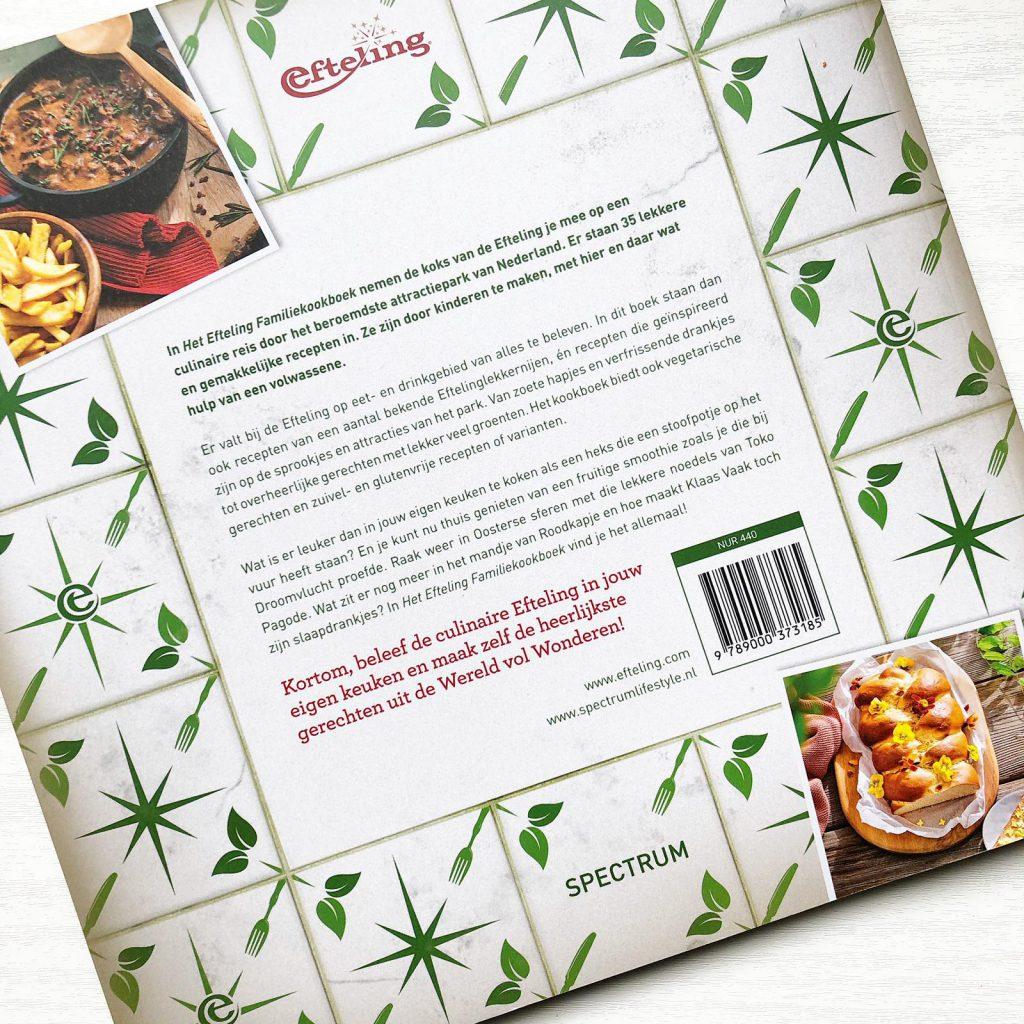 Het Efteling Familie kookboek