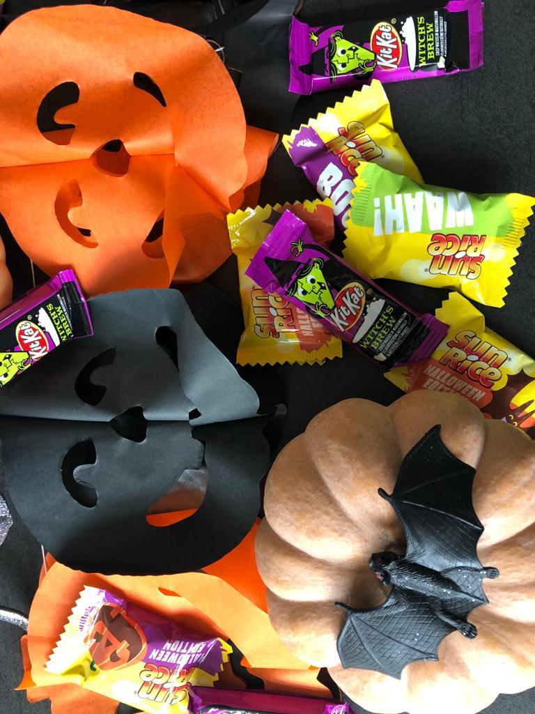 alternatieve Halloweenviering