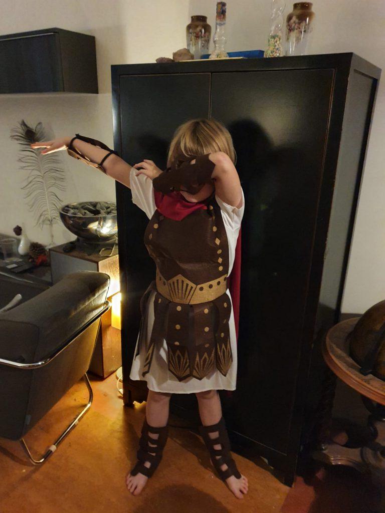 verkleed als romein
