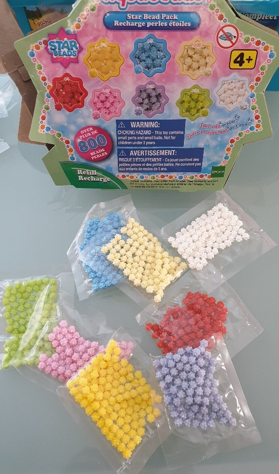 Aquabeads sterrenparels