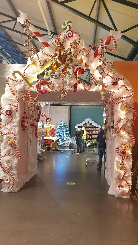 Intratuin Zevenhuizen kerstshow
