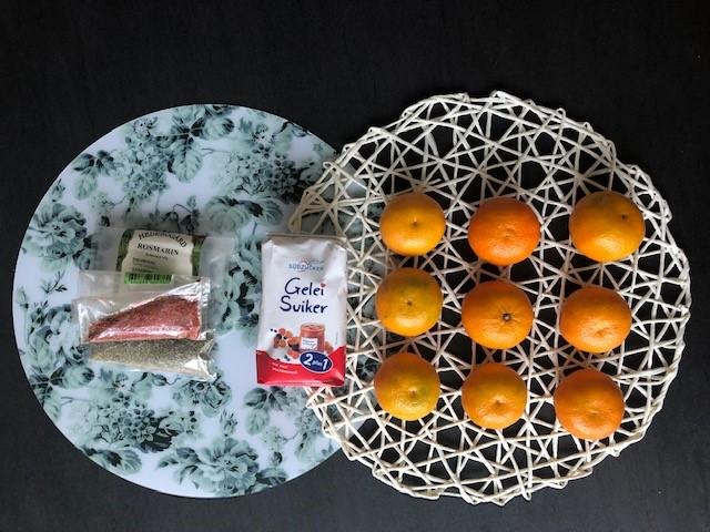mandarijnsaus