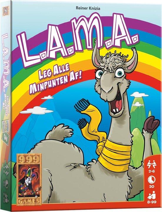 Lama 999 games