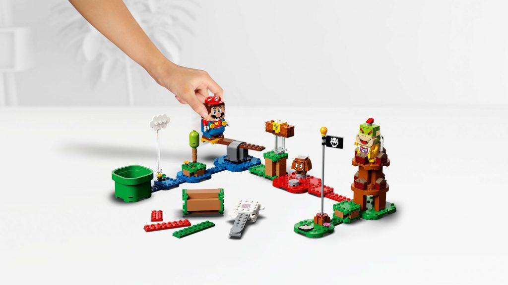 winnaars speelgoed van het jaar 2020  LEGO Super Mario