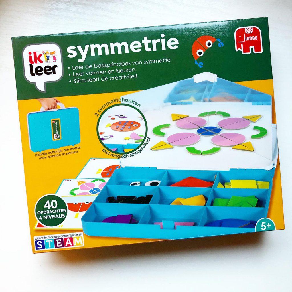 Ik leer symmetrie