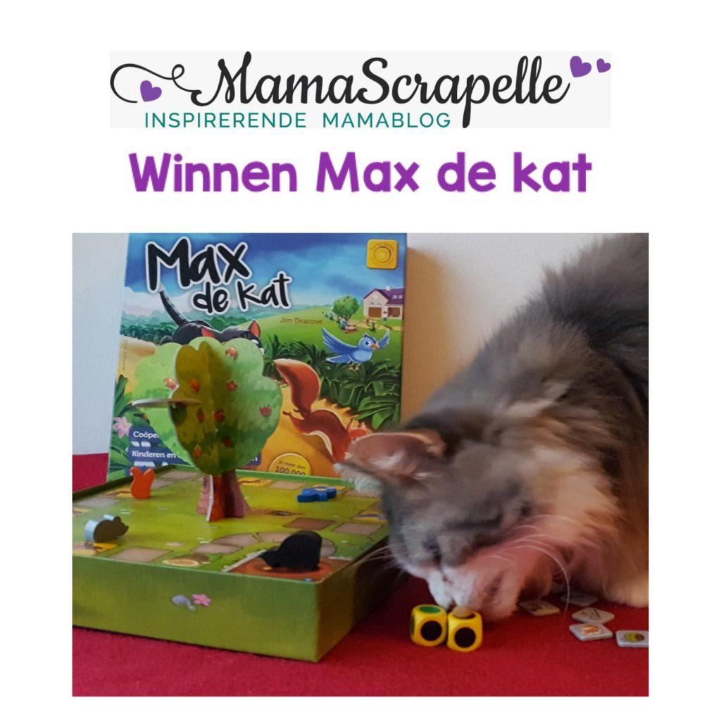 winactie max de kat