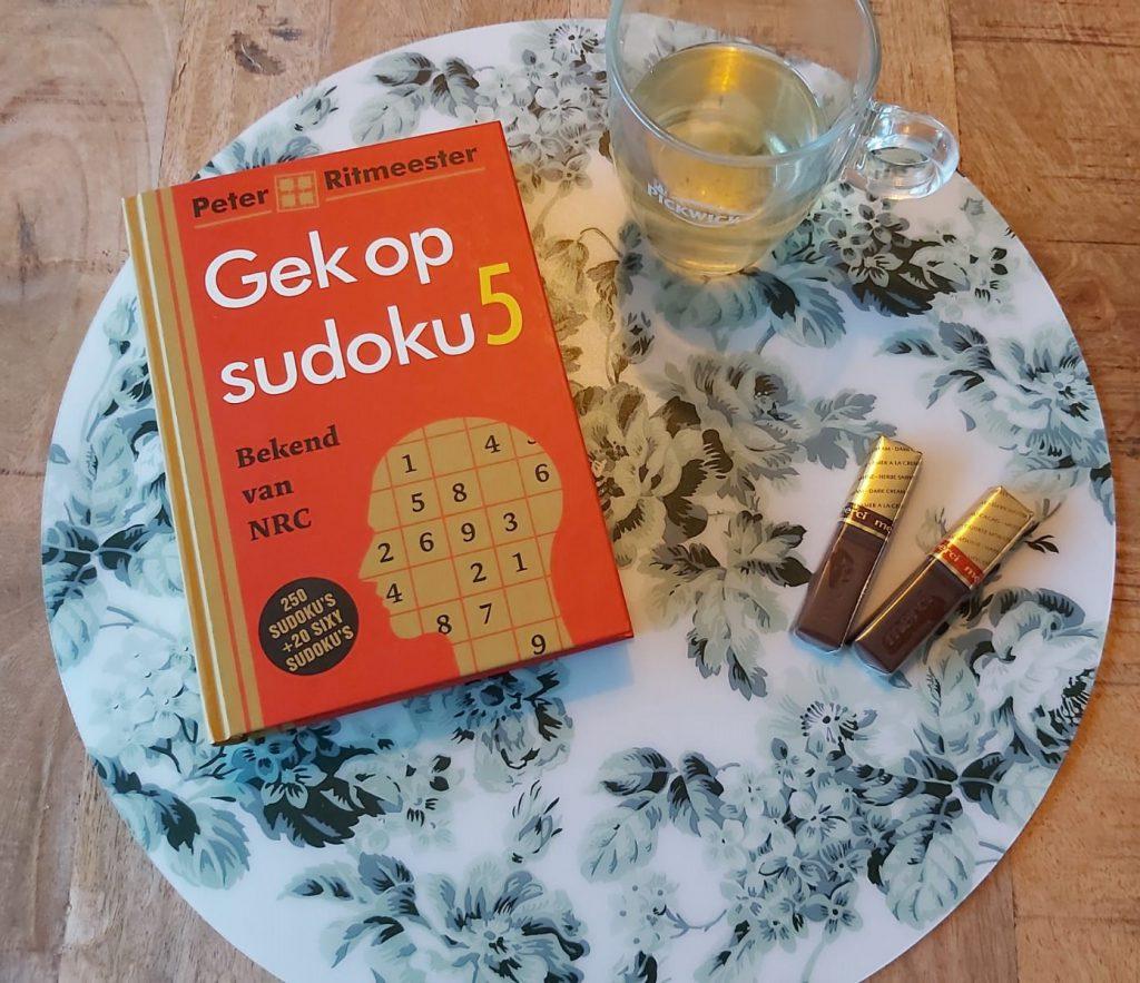 Gek op sudoku