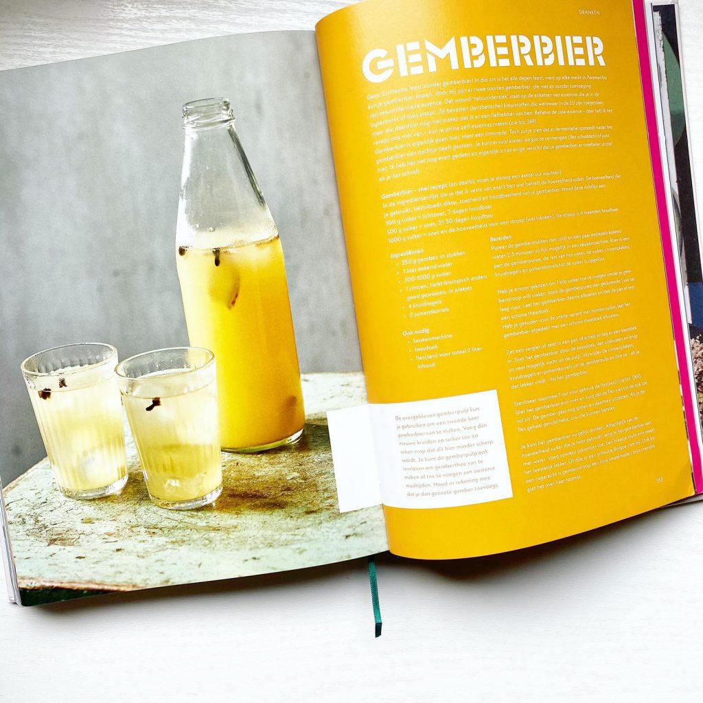 kookboek paramaribo