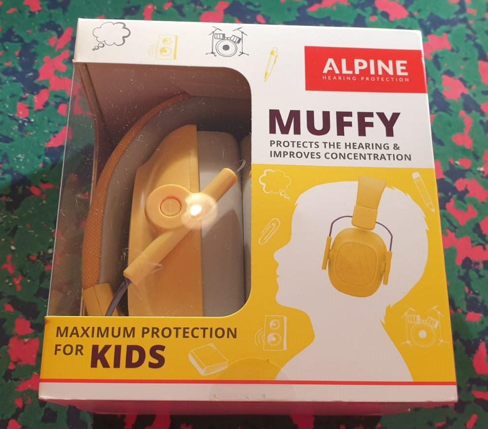 Alpine gehoorbescherming voor kinderen