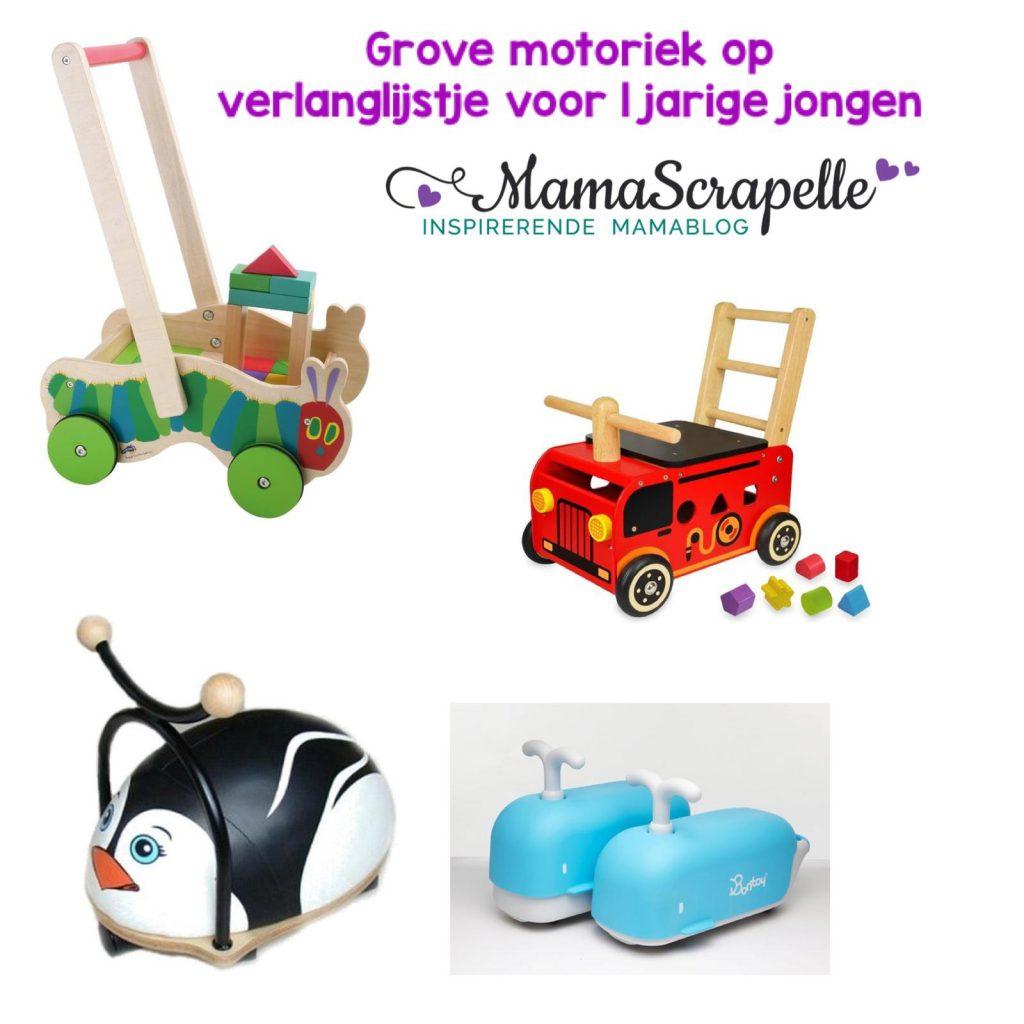motorisch speelgoed eerste verjaardag