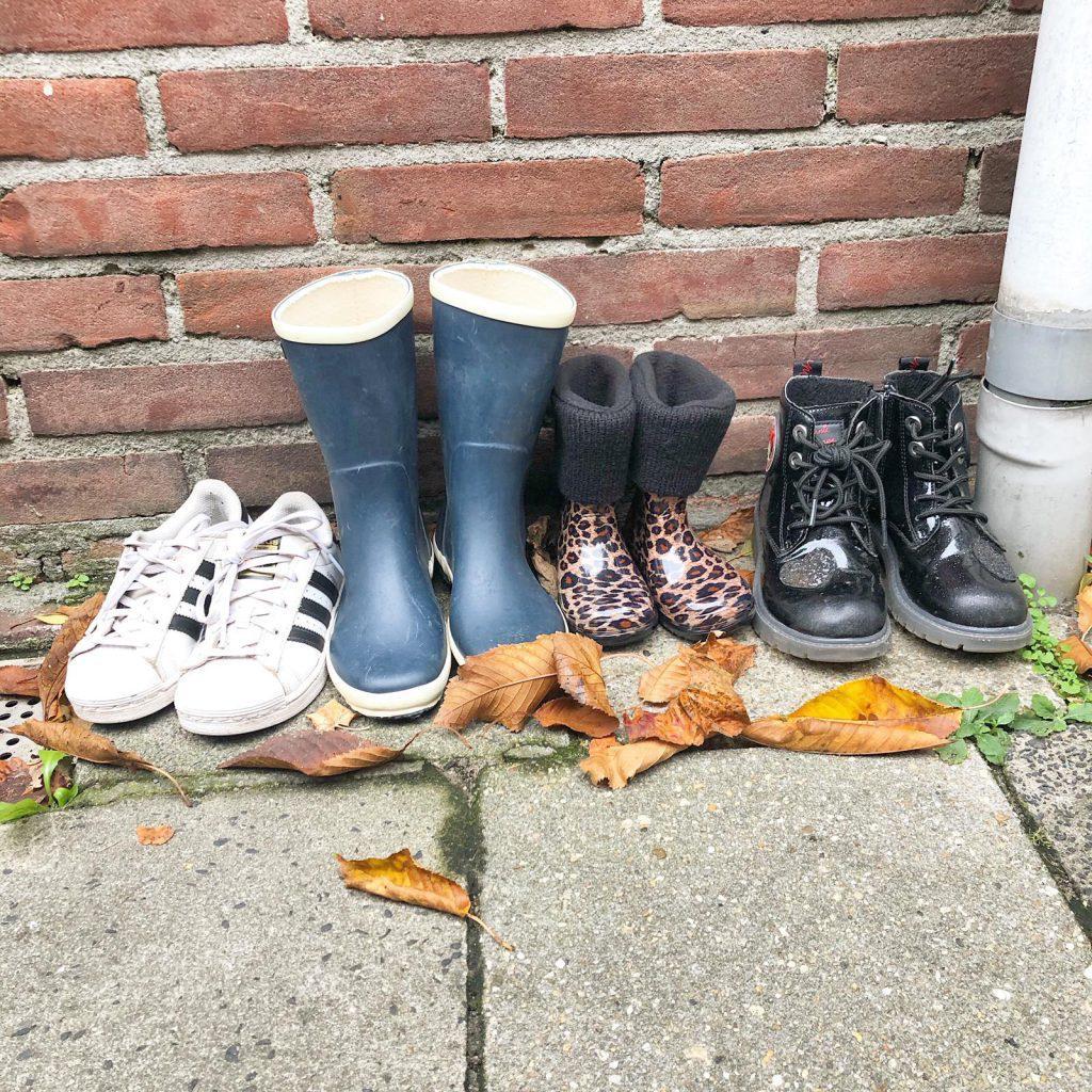 schoenen voor het hele gezin