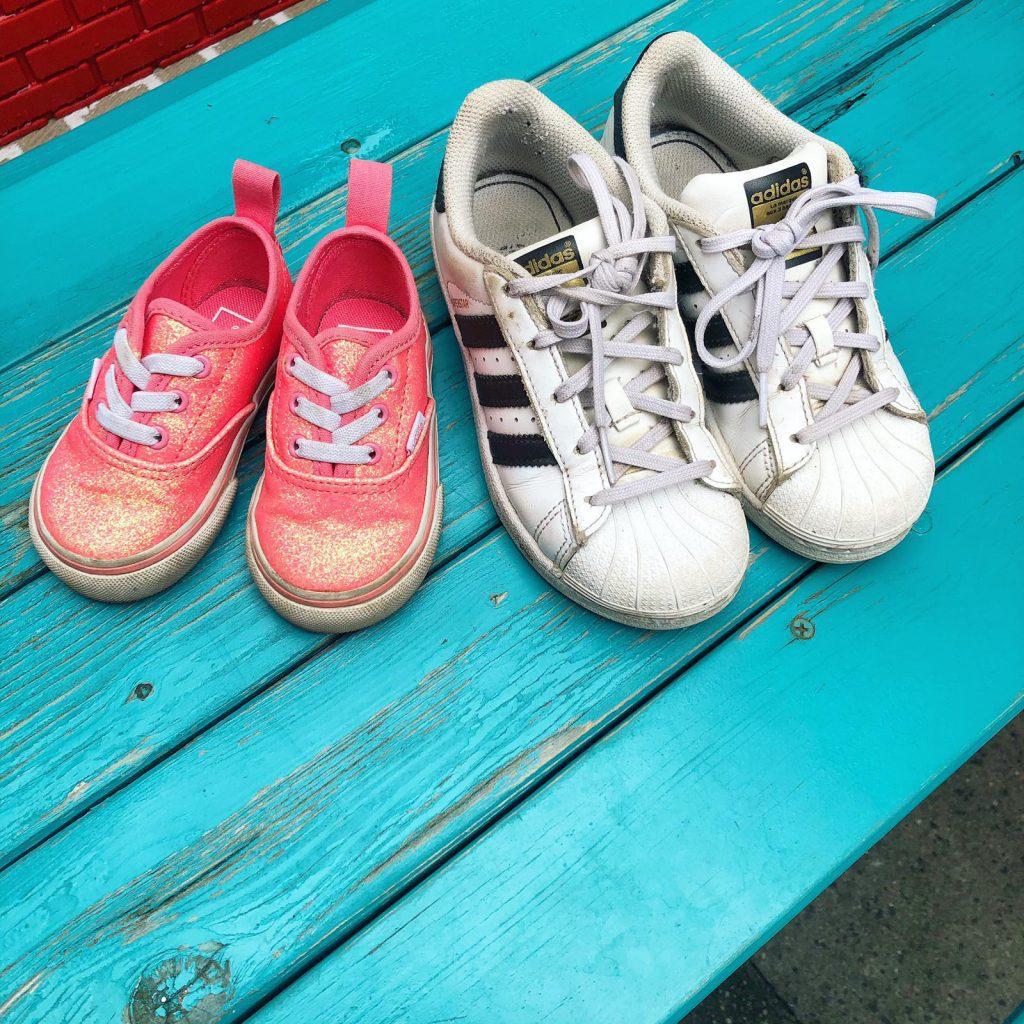 Schoenen kopen voor je kind