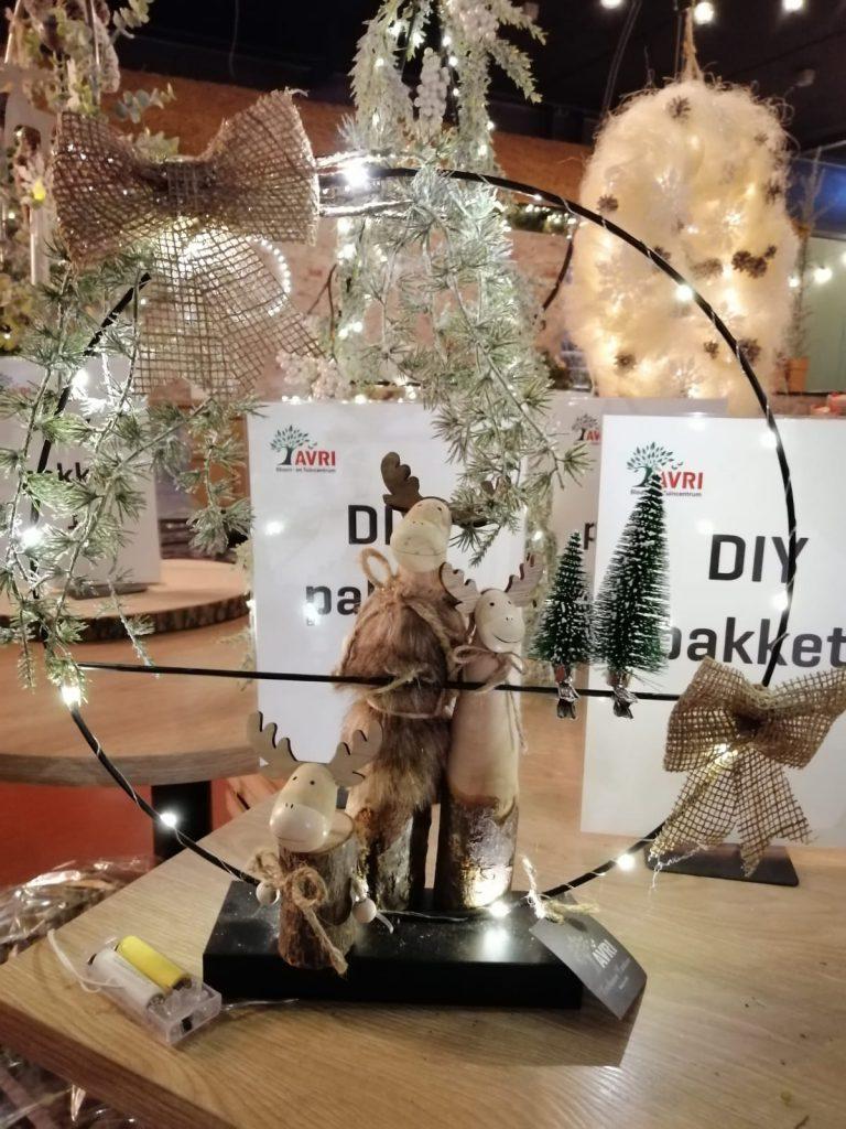 Kerstshow bij Avri in Dongen