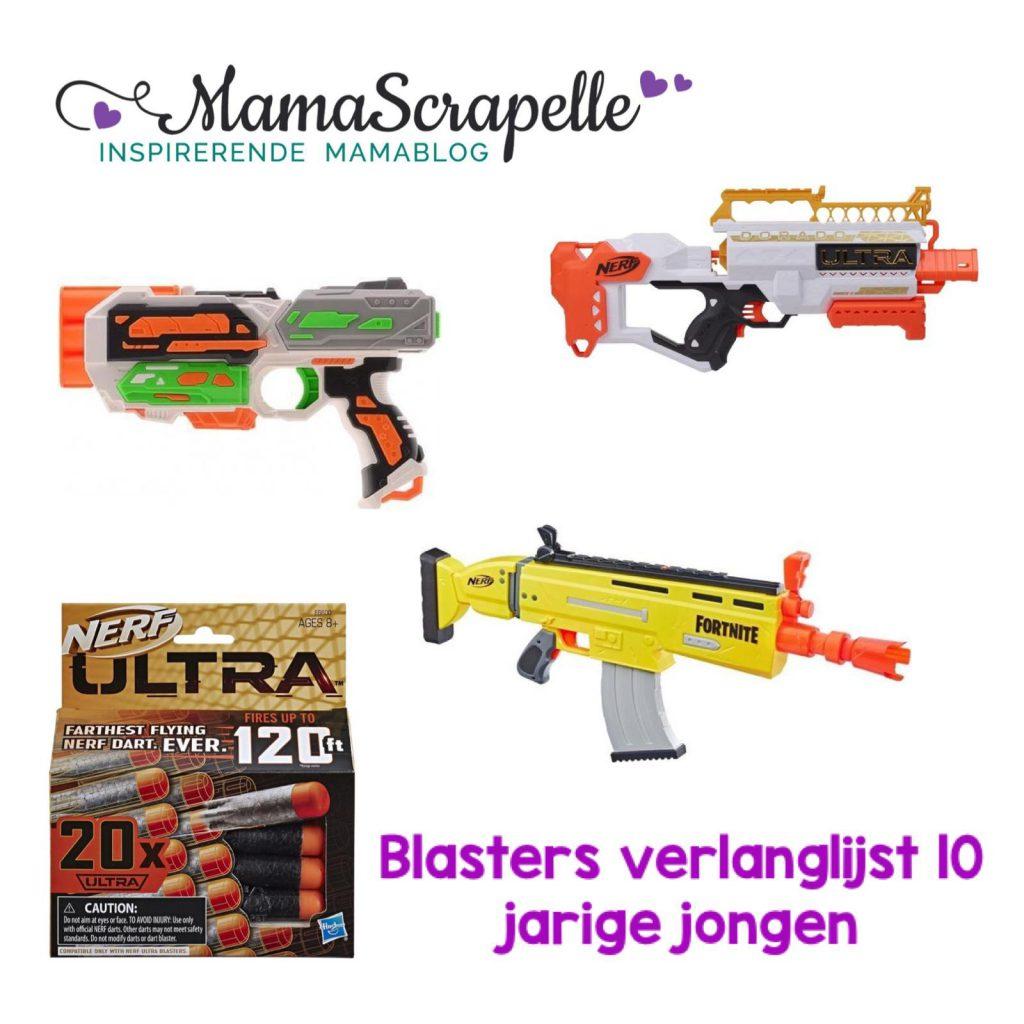 blasters voor jongens