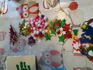creatief met kerst