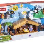 kerststallen voor kinderen