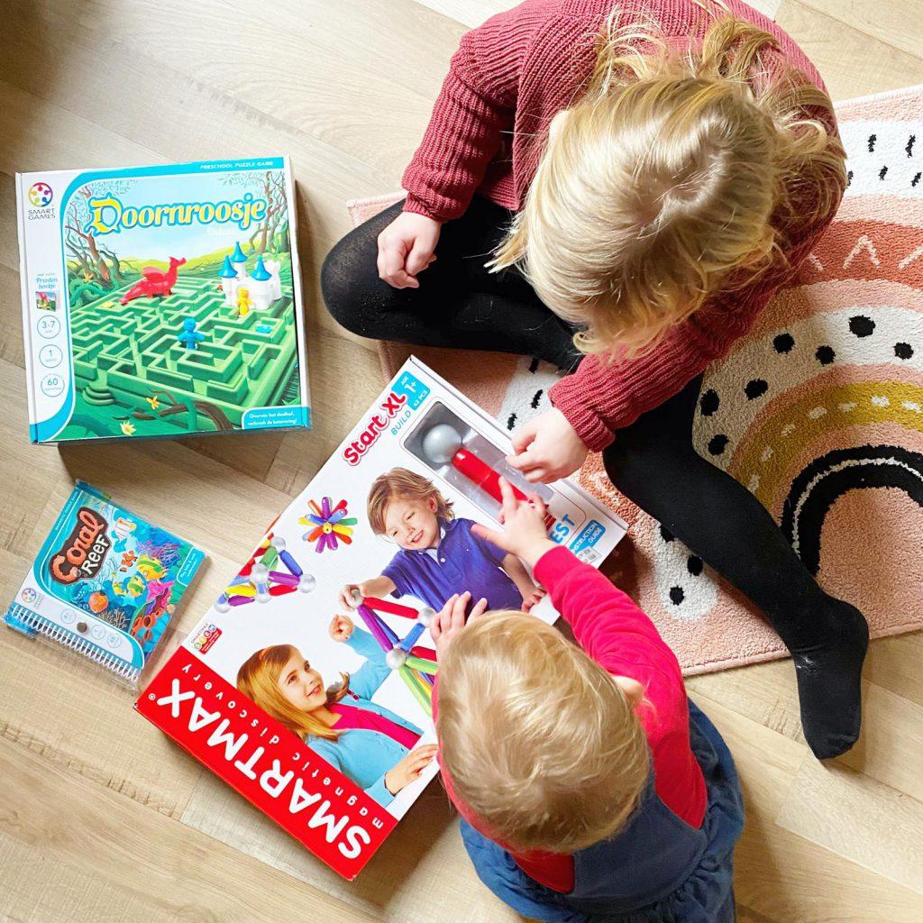 Smart Games voor kinderen