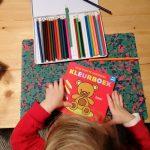 mijn eerste kleurboek