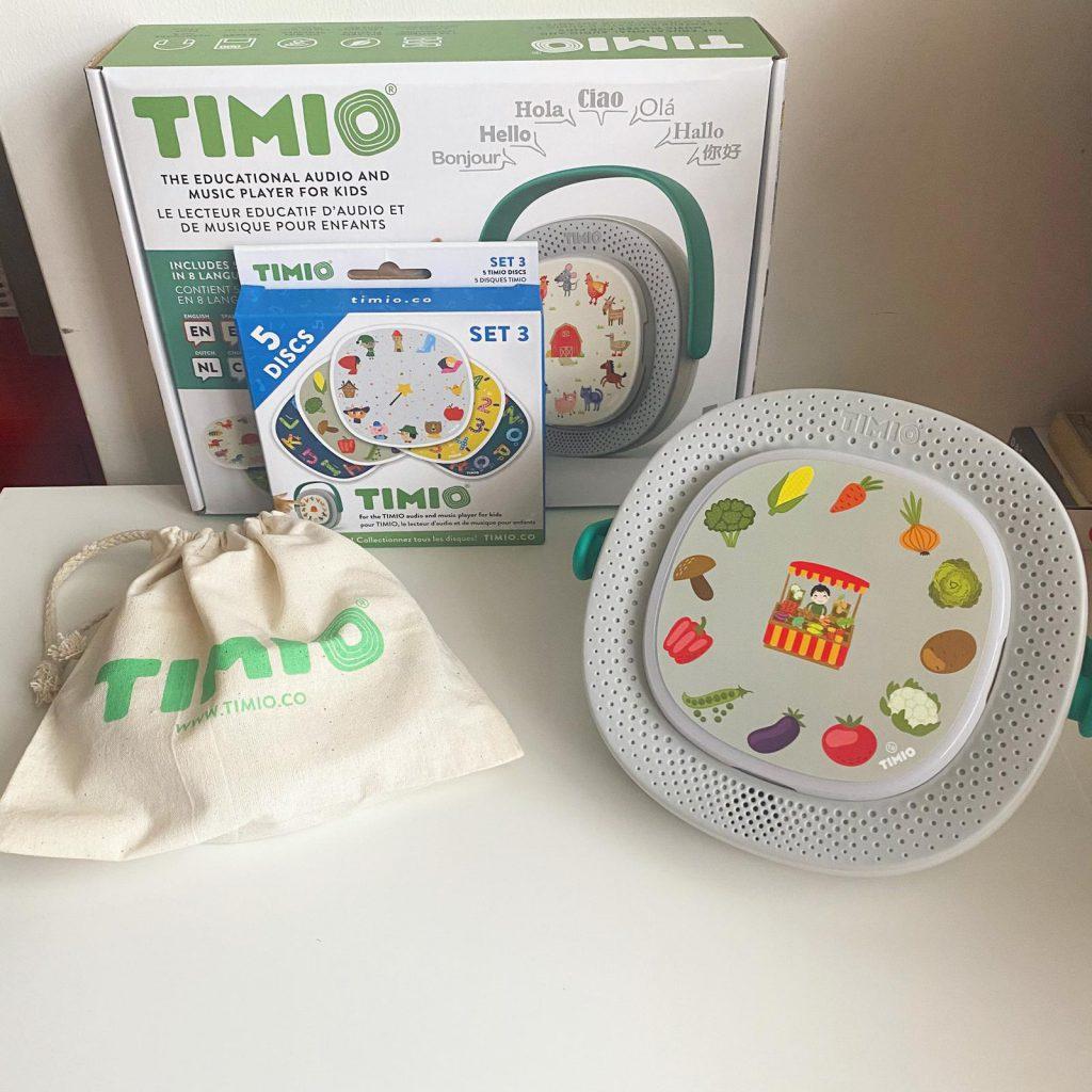 timio player