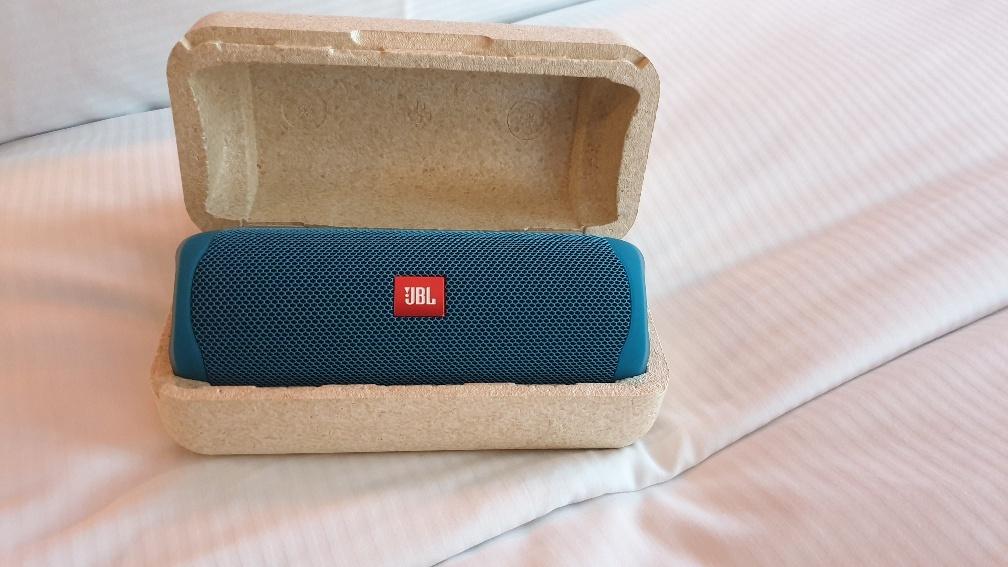 draagbare waterdichte luidspreker Flip 5 Eco JBL