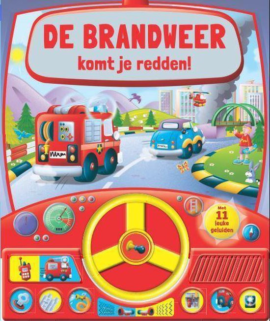 worden wat je wilt brandweerman