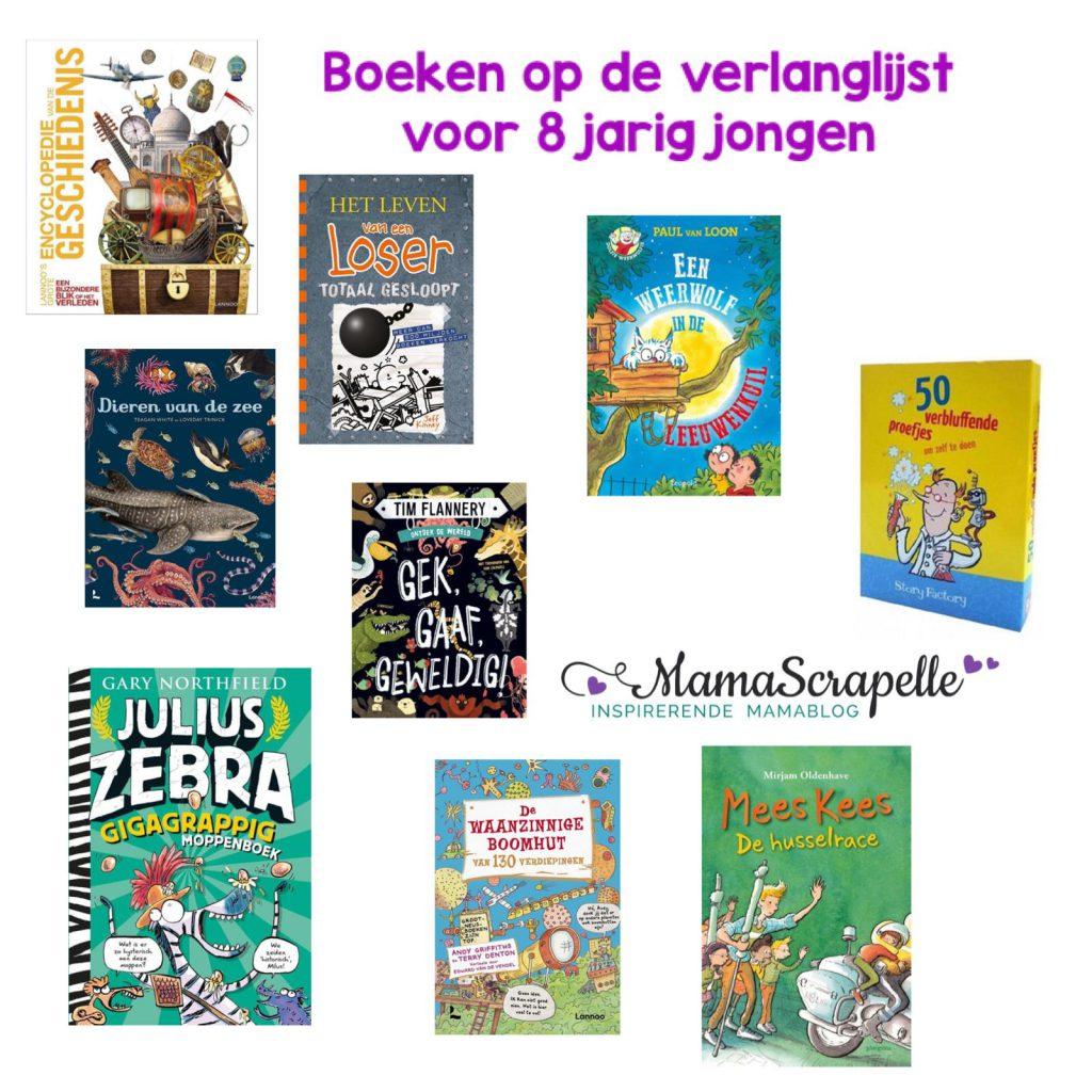 boeken voor jongens