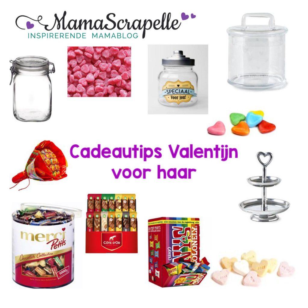 Cadeautips Valentijn voor haar