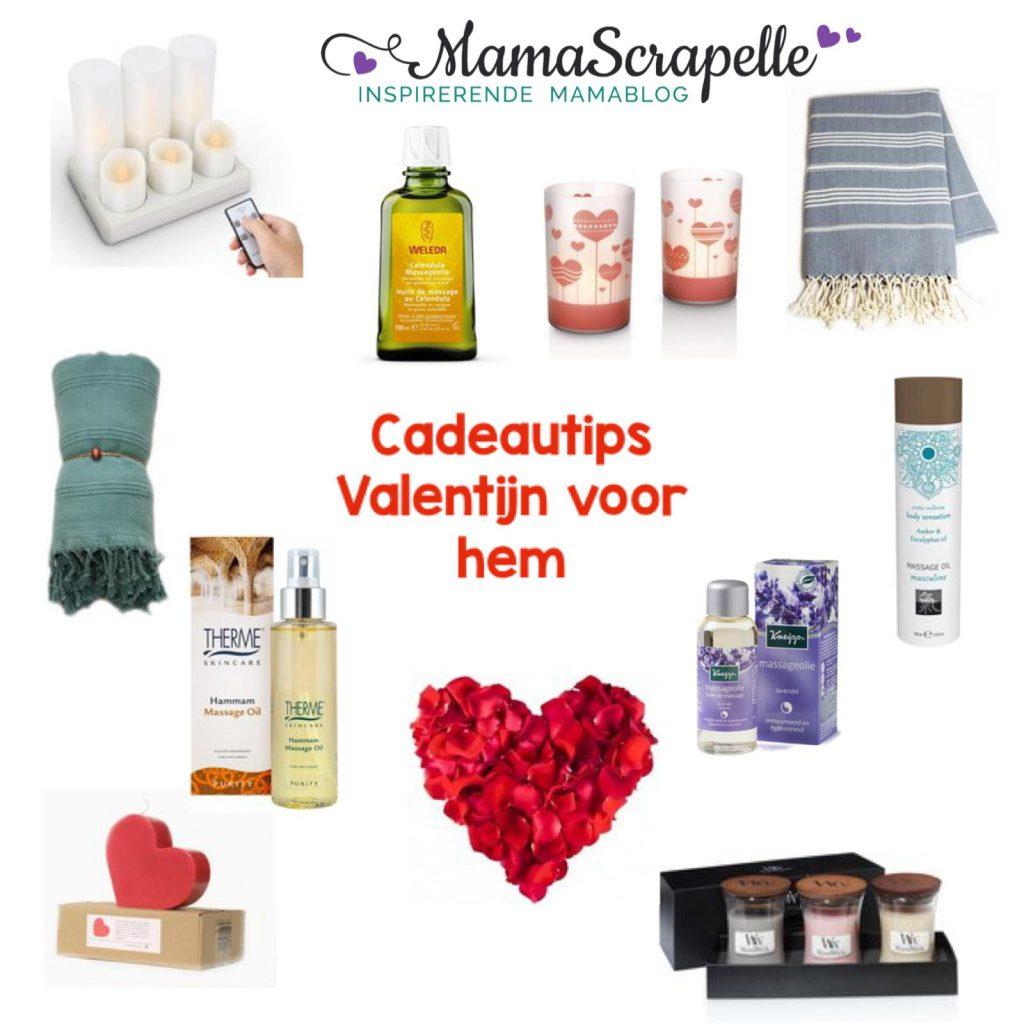 Cadeautips Valentijn voor hem
