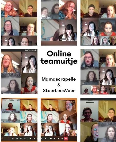 digitaal teamuitje