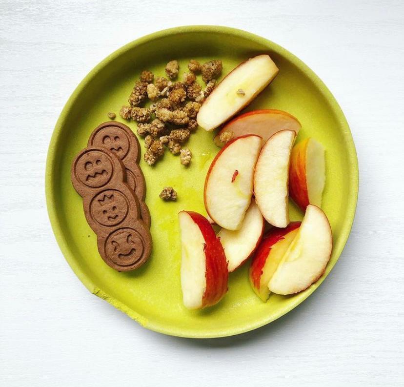 monkey platter fruit