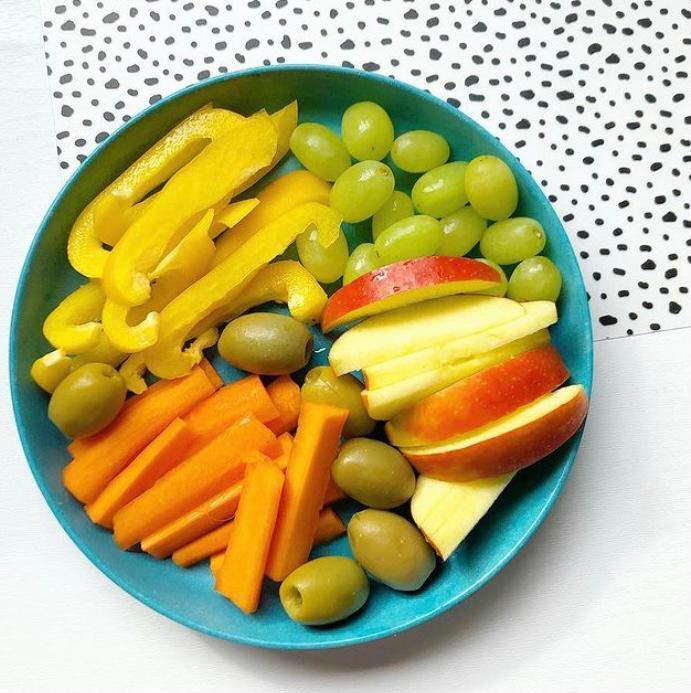 kind lust geen groente