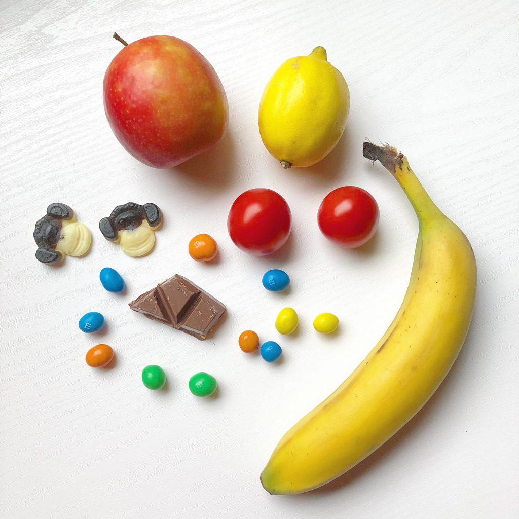 snoep fruit