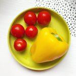 tomaten paprika fruit groente