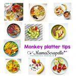 monkey platter