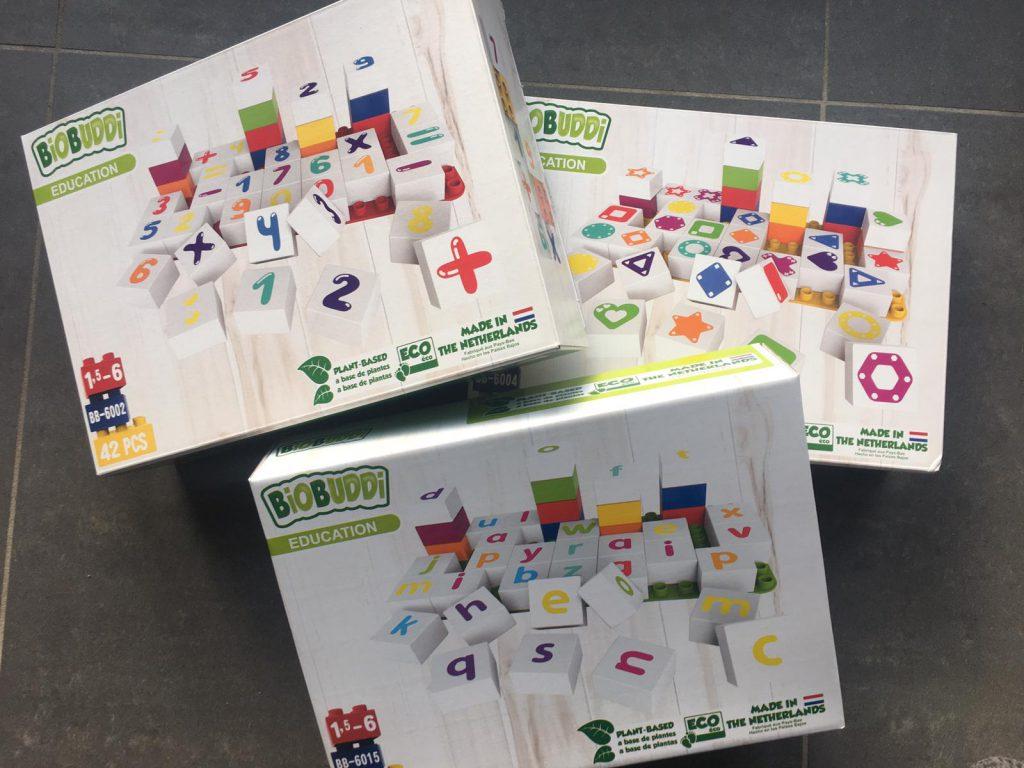 Educatieve sets van BiOBUDDi