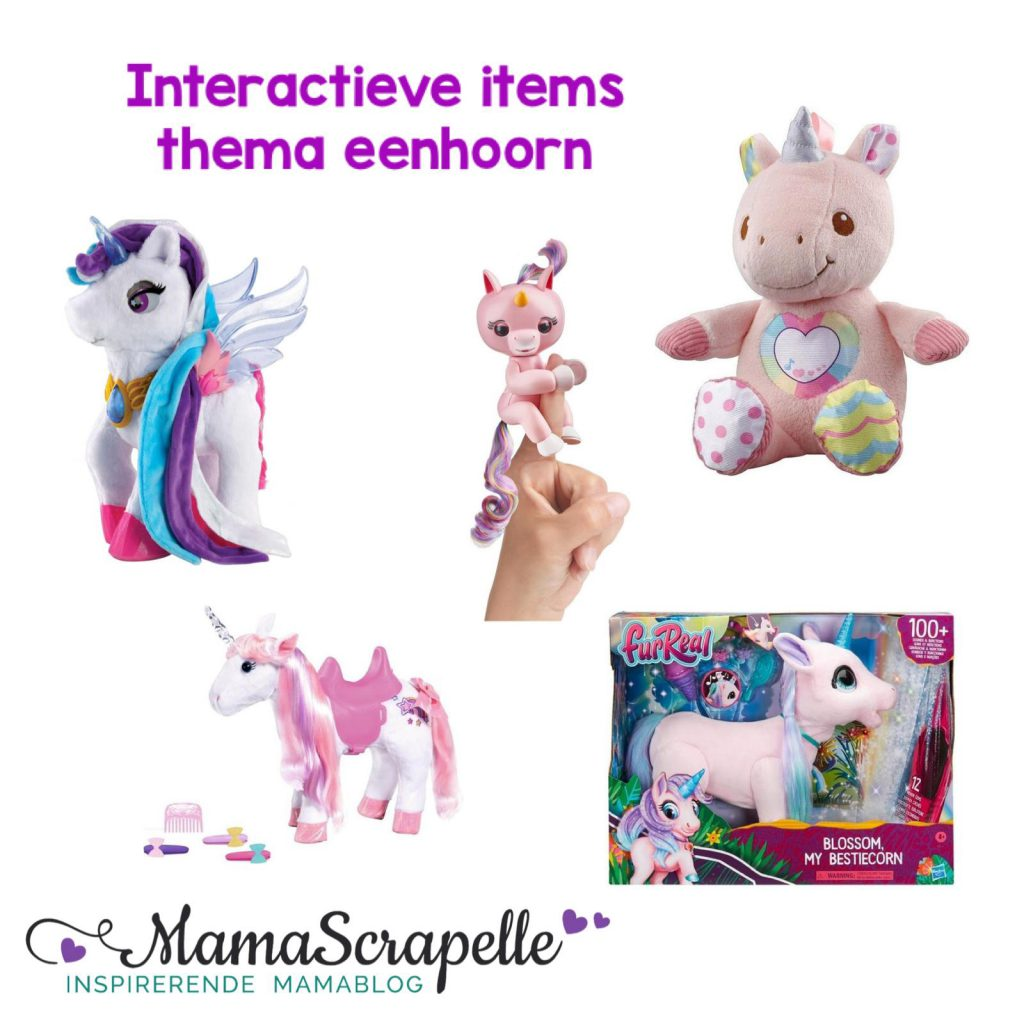 unicorn interactief