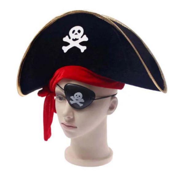 thema piraten voorbereiding