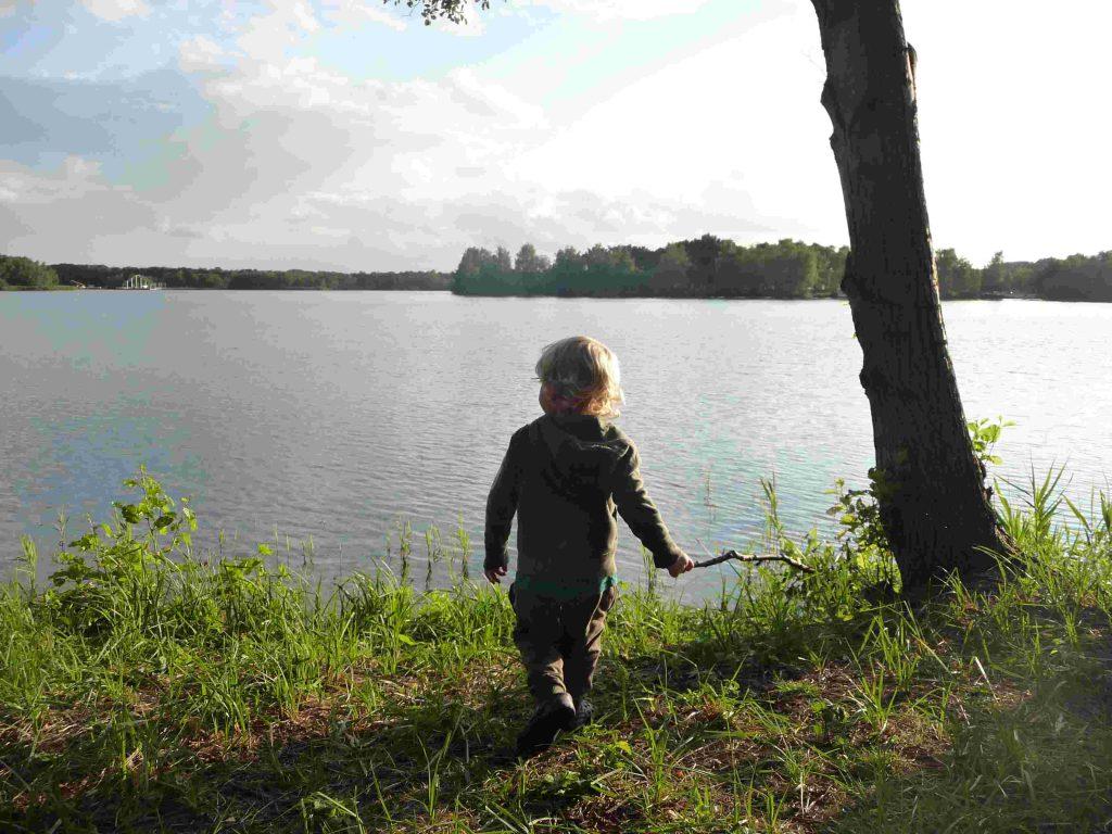 Het hooggevoelige kind natuur