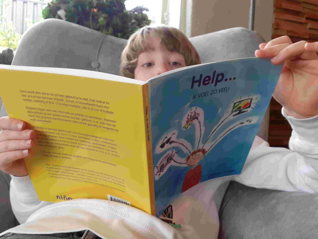 Het hooggevoelige kind boekentips