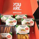 Meatless Farm vleesvervangende producten
