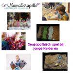 sensopathisch spel bij jonge kinderen
