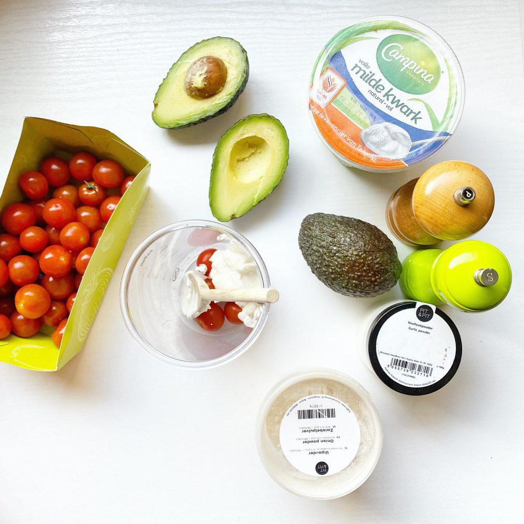 vezelrijke voedingsmiddelen