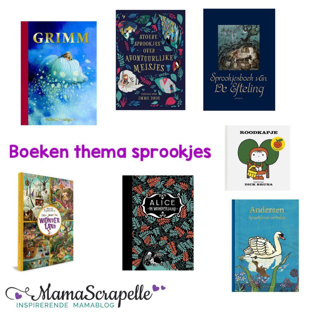 boeken thema sprookjes